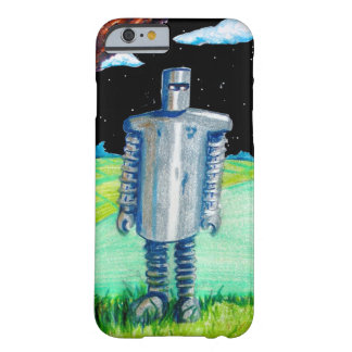 WAITING ROBOT BARELY THERE iPhone 6 CASE