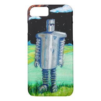 WAITING ROBOT iPhone 7 CASE