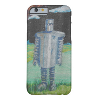WAITING ROBOT matte finish by Jetpackcorps Barely There iPhone 6 Case