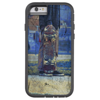 Waiting to Skate  - Skateboarder Tough Xtreme iPhone 6 Case