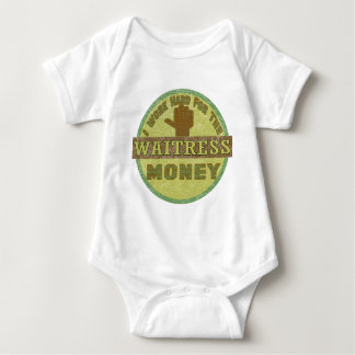 WAITRESS BABY BODYSUIT