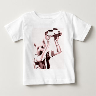 waitress Drinks Baby T-Shirt