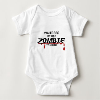 Waitress Zombie Baby Bodysuit