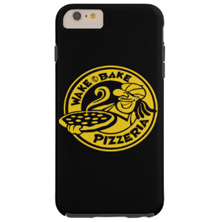 Wake & Bake Pizza by Mini Brothers Tough iPhone 6 Plus Case