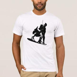 Wake board jump T-Shirt