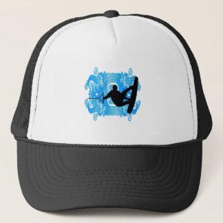 Wake Bound Trucker Hat