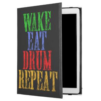 """Wake Eat DRUM Repeat iPad Pro 12.9"""" Case"""