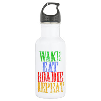 Wake Eat ROADIE Repeat 532 Ml Water Bottle