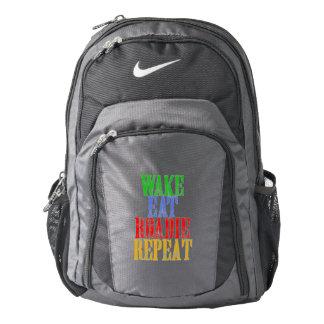 Wake Eat ROADIE Repeat Backpack