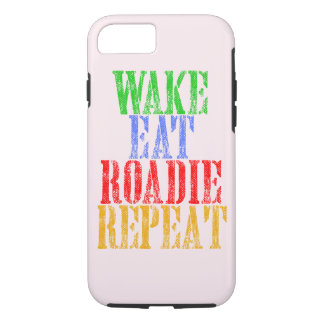 Wake Eat ROADIE Repeat Case-Mate iPhone Case