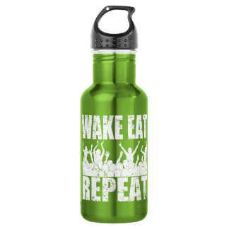 WAKE EAT ROCK REPEAT #2 (wht)
