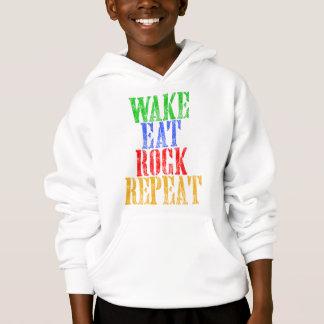WAKE EAT ROCK REPEAT #3