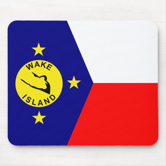 Wake Island, United States Mouse Pad