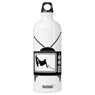 Wake Media Water Bottle