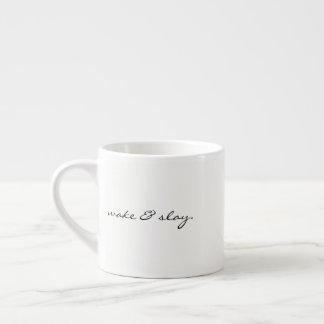 Wake & Slay Coffee Mug