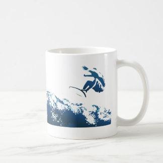 Wake Surfing Coffee Mug
