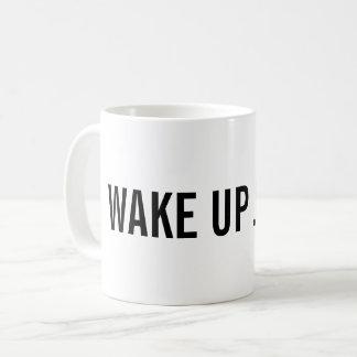 Wake up! Add your Name Coffee Mug