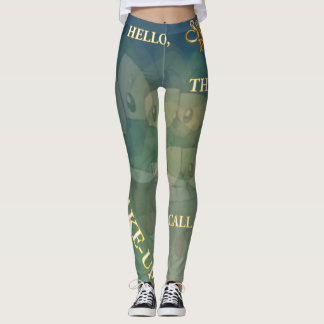 Wake-up Call Jean-Bob Leggings