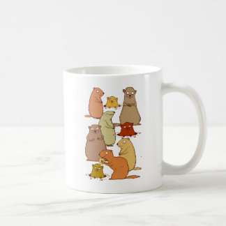Wake Up Groundhogs! Coffee Mug
