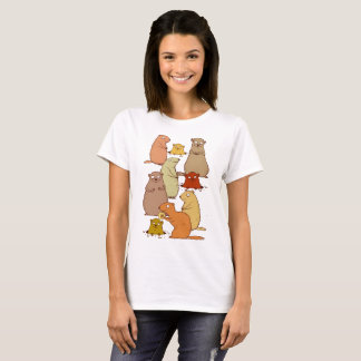 Wake Up Groundhogs! T-Shirt
