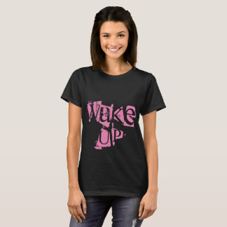 Wake Up - Live the Present T-Shirt