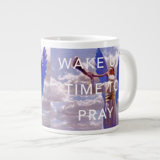 Wake Up Time To Pray Mug