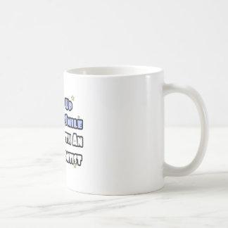 Wake Up With a Smile...Sleep With an Orthodontist Coffee Mug