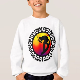 WAKEBOARD ALL WEIGHED SWEATSHIRT