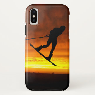 Wakeboard Sunset iPhone X Case