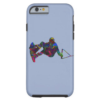 Wakeboard Wild Colors iPhone 6/6s Case