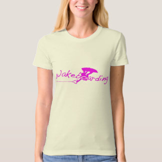 Wakeboarding Girls T T-Shirt