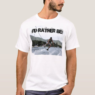 Wakeboarding T-Shirt