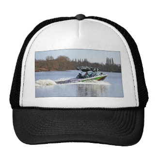 Wakeboarding Trucker Hat