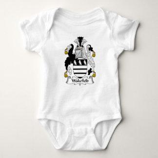 Wakefield Family Crest Baby Bodysuit