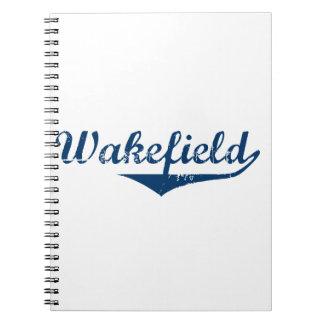 Wakefield Notebook