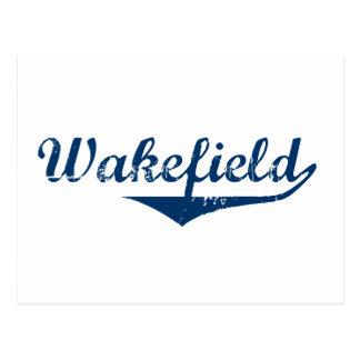 Wakefield Postcard