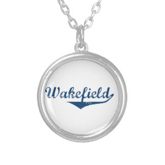 Wakefield Silver Plated Necklace