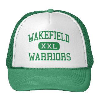 Wakefield - Warriors - High - Arlington Virginia Trucker Hat