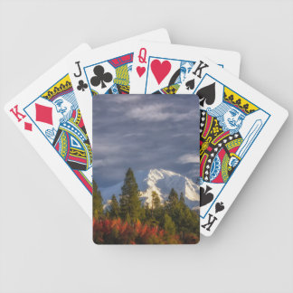 Waking Up Bicycle Playing Cards