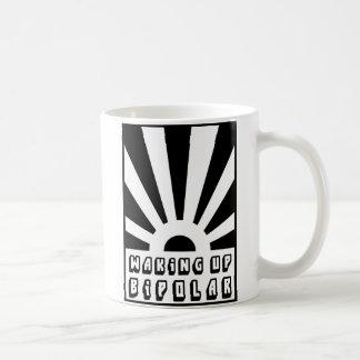 Waking Up Bipolar Mug