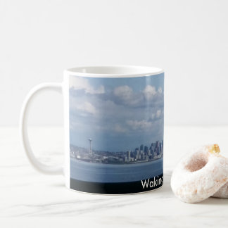 Waking up in Seattle Coffee Mug