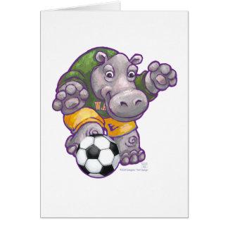 WAL Soccer Card