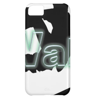 Wala's Brand Cover For iPhone 5C
