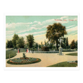 Walbridge Park, Toledo, Ohio Vintage Postcard