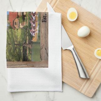 Waldemar Dining Hall Kitchen Towel