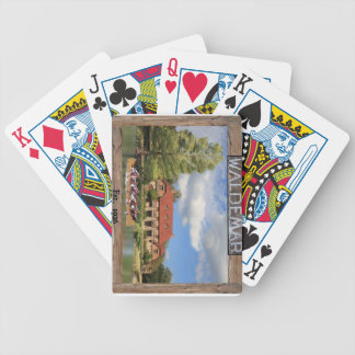Waldemar Dining Hall Playing Cards