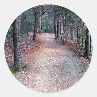 Walden Pond Trail Sticker