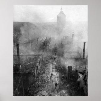 Waldenburg 1945 poster