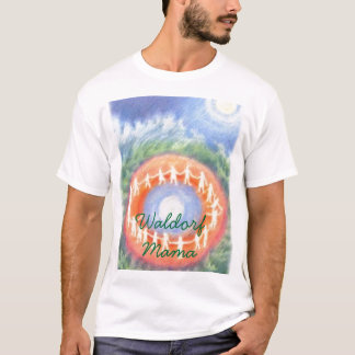 Waldorf Mama T-Shirt