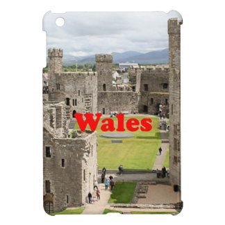 Wales: Caernarfon Castle, United Kingdom iPad Mini Case